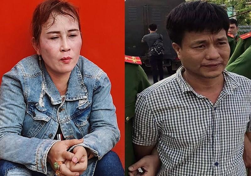 Khởi tố, bắt tạm giam hai vợ chồng Loan 'cá'
