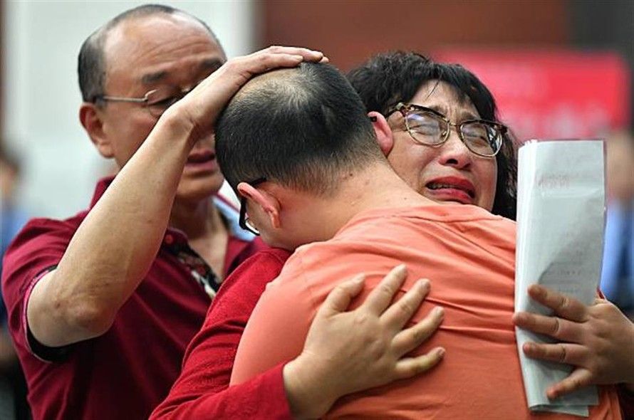 Tìm lại con trai bị bắt cóc sau 3 thập kỷ