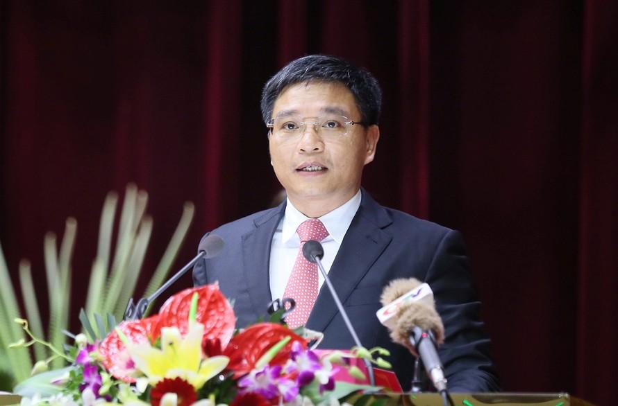 Ông Nguyễn Văn Thắng, Chủ tịch Ủy ban nhân dân tỉnh Quảng Ninh kiêm nhiệm chức vụ Hiệu trưởng Trưởng Đại học Hạ Long. Ảnh: VGP