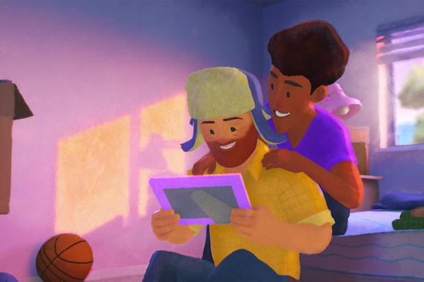 Pixar cho ra mắt phim hoạt hình về người đồng tính