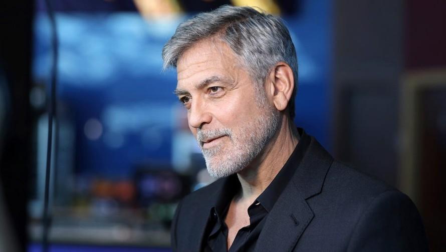 George Clooney: 'Phân biệt chủng tộc là đại dịch của nước Mỹ'
