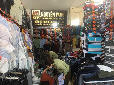 Thu giữ gần 4.700 sản phẩm hàng giả, nhập lậu tại Ninh Hiệp