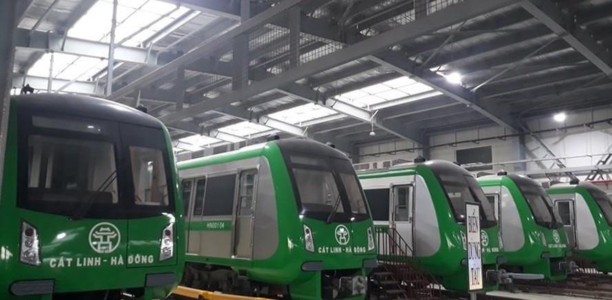 Thủ tướng yêu cầu khai thác đường sắt Cát Linh-Hà Đông trong năm 2020