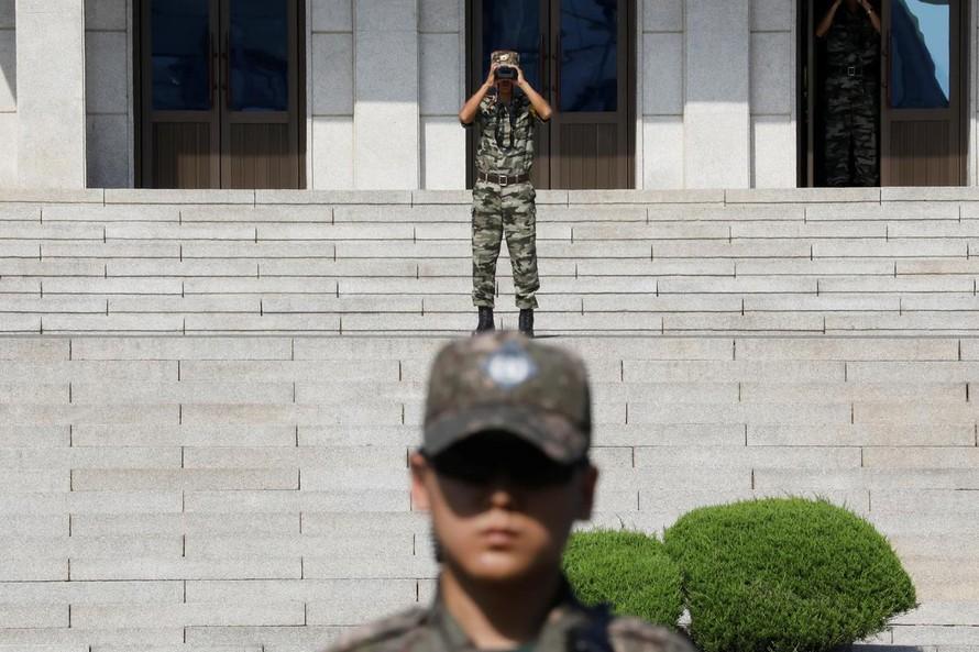 Triều tiên từ chối đặc phái viên Hàn Quốc