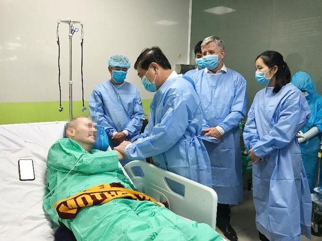 Bệnh nhân 91 hồi phục được 90% phổi