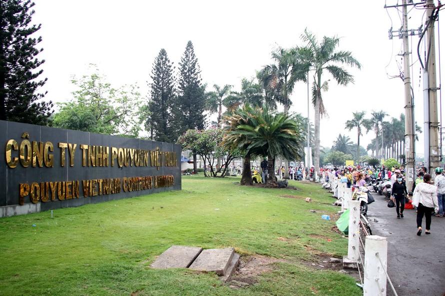 Pou Yuen Việt Nam cho thôi việc 2.700 lao động