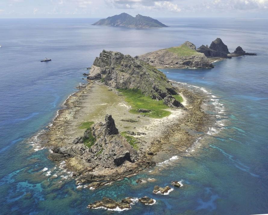 Nhật Bản đổi tên đảo tranh chấp với Trung Quốc