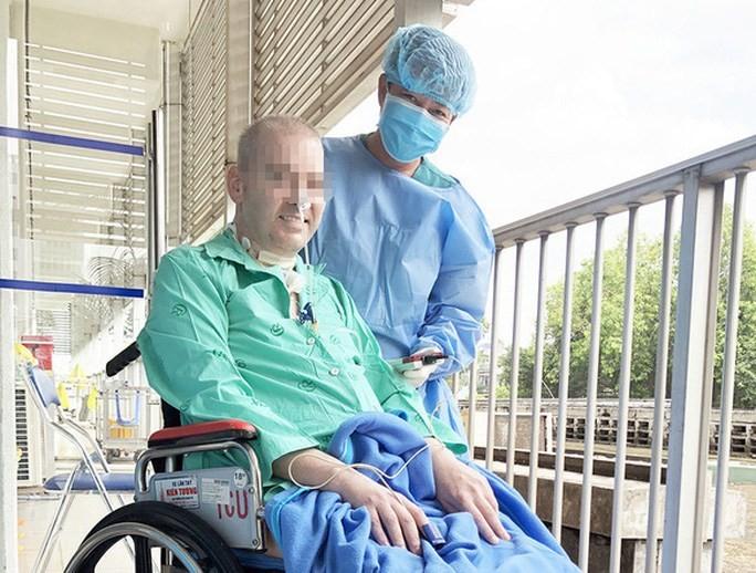 Ấn định ngày bệnh nhân 91 hồi hương