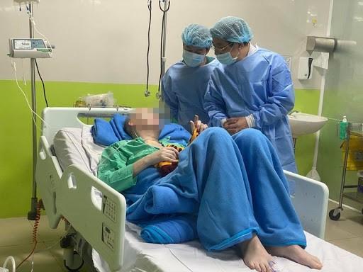 Hội chẩn quốc gia trước khi bệnh nhân 91 hồi hương
