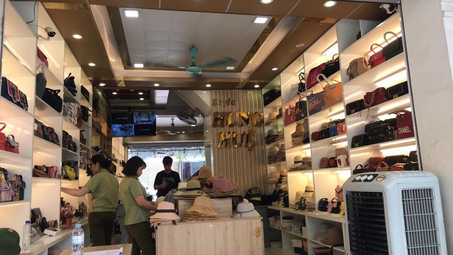 Bắc Ninh ra quân kiểm tra 7 cơ sở kinh doanh hàng giả