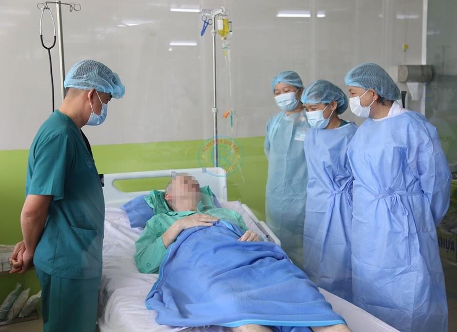 Bệnh nhân 91 xuất viện về nước vào ngày mai