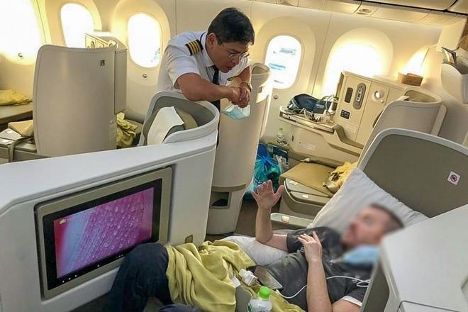 Bệnh nhân 91 hạ cánh an toàn