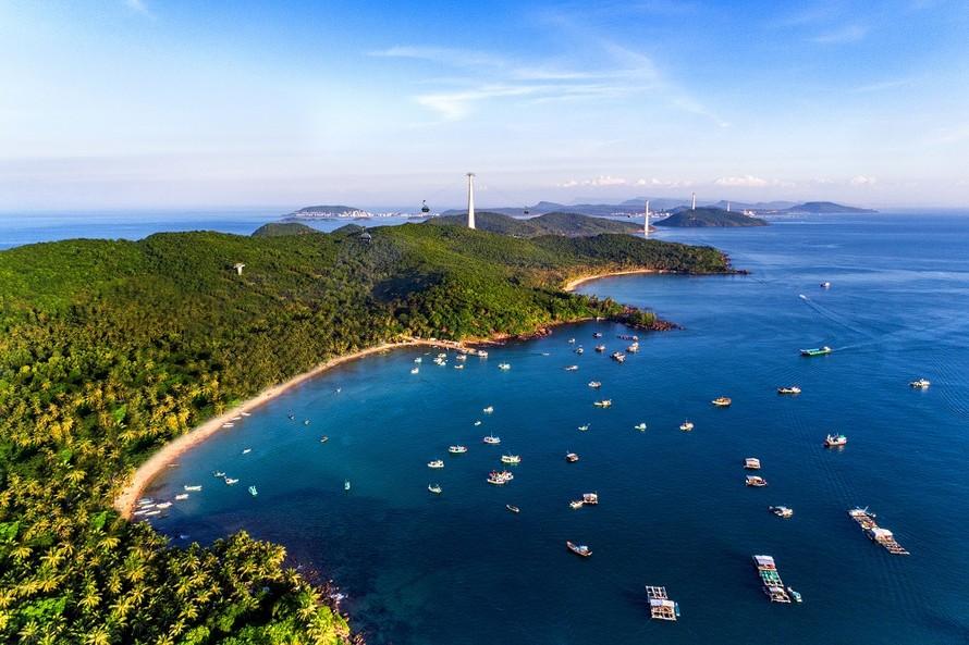 Thiên đường ngập nắng đẹp hơn cả Boracay ngay tại Việt Nam