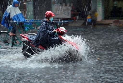 Bắc Bộ bước vào đợt mưa dông diện rộng