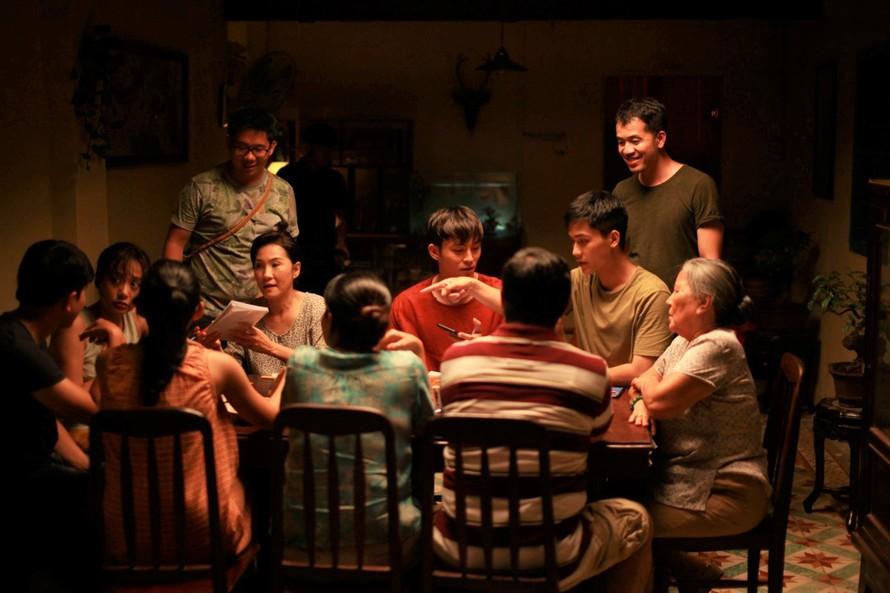 """Bộ phim """"Thưa mẹ con đi"""" của đạo diễn Trịnh Đình Lê Minh"""