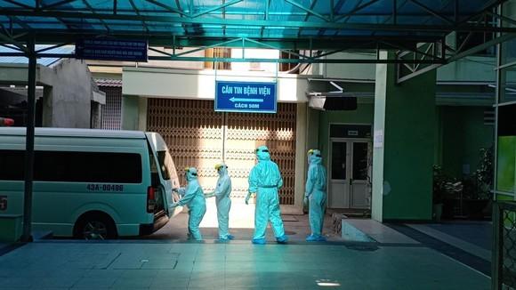Bệnh nhân 416 tại Đà Nẵng tiến triển tốt