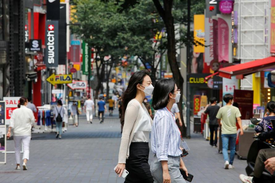 Hàn Quốc gồng mình dập dịch tại thủ đô Seoul