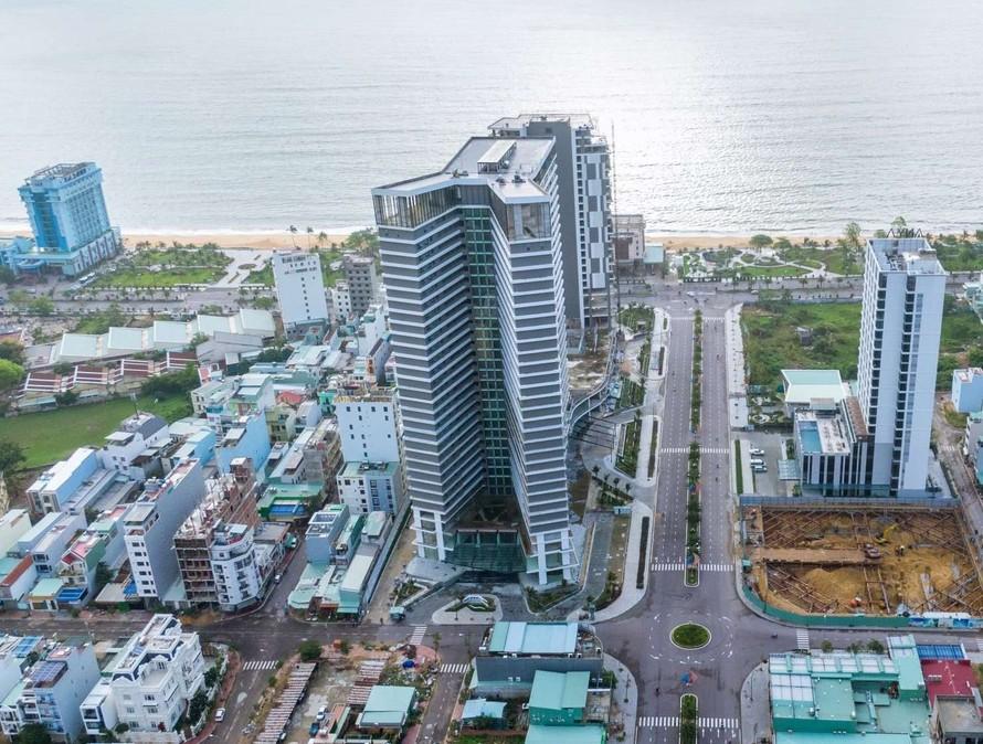 FLC Sea Tower Quy Nhon với tầm nhìn đắt giá view biển Quy Nhơn