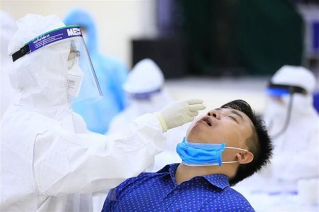 Bệnh nhân 348 tại Hà Nội tái dương tính với SARS-CoV-2