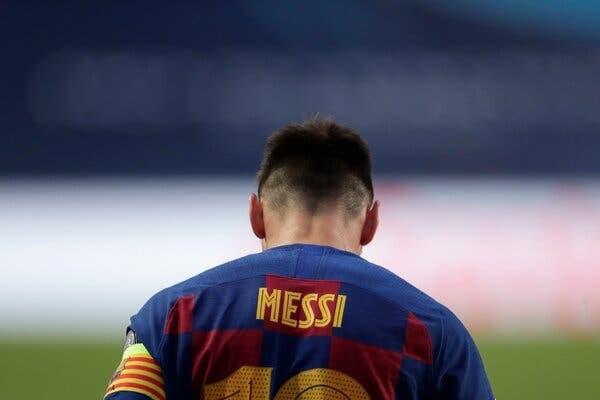 Messi đòi rời Barcelona ngay lập tức