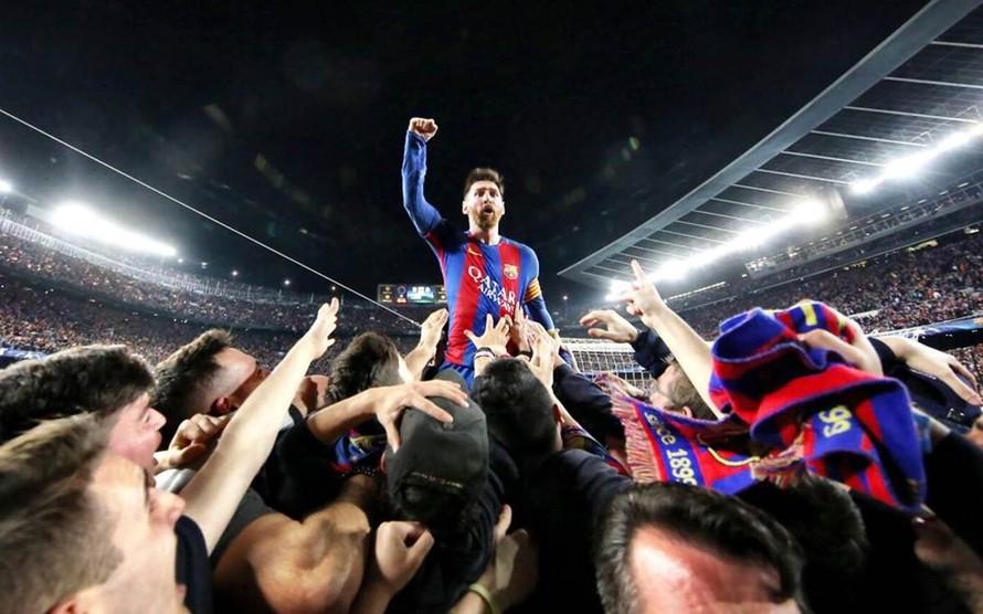 Messi muốn rời Barcelona: Vì đâu nên nỗi?