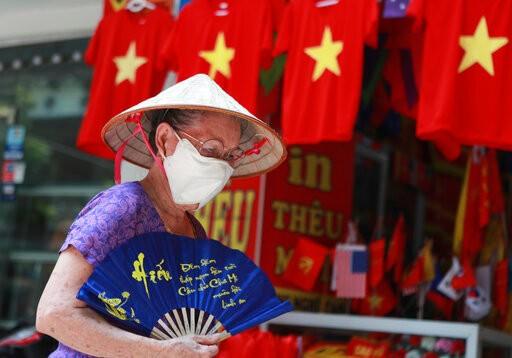 Thời tiết ngày Quốc khánh: Bắc Bộ và Trung Bộ nắng nóng, Nam Bộ có mưa