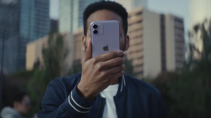 Quảng cáo iPhone mới tập trung vào quyền riêng tư