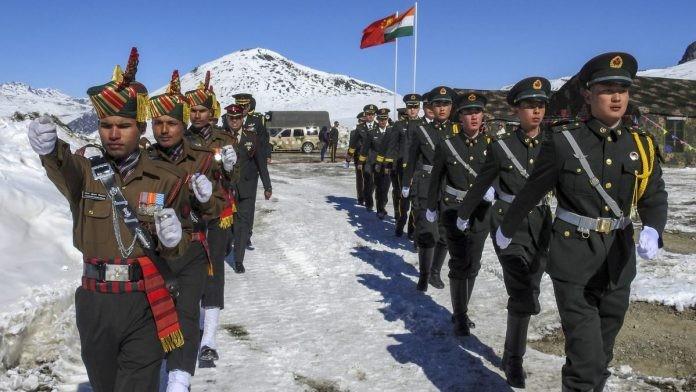 Trung Quốc cam kết đảm bảo hòa bình ở biên giới với Ấn Độ