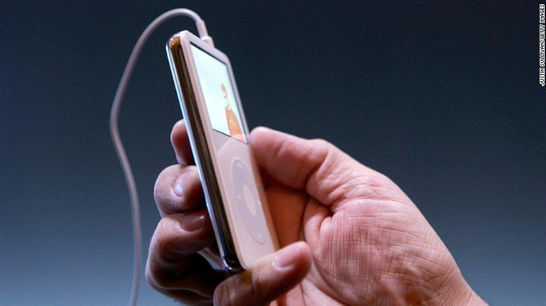 Apple chế tạo iPod 'tối mật' cho chính phủ Mỹ