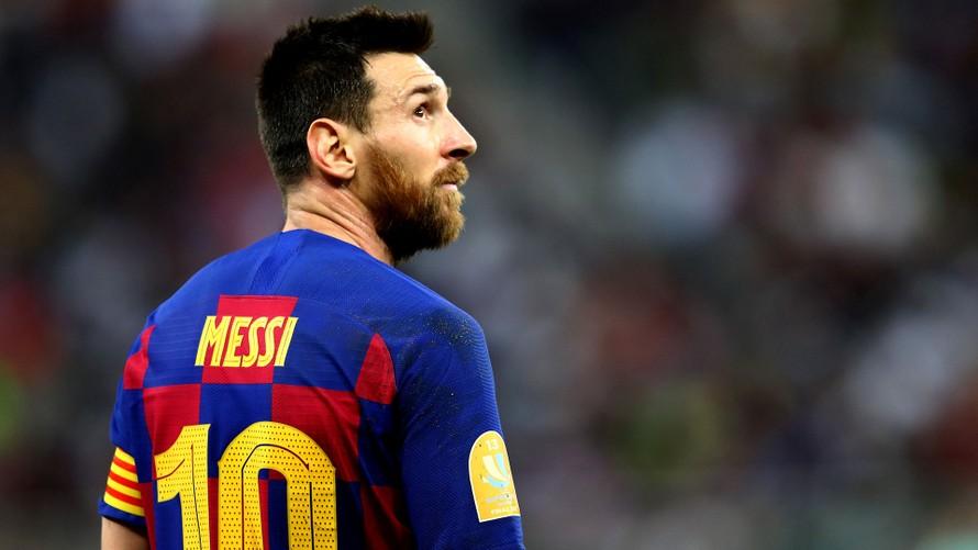 Messi gia nhập 'ngôi đền tỷ đô' của giới vận động viên