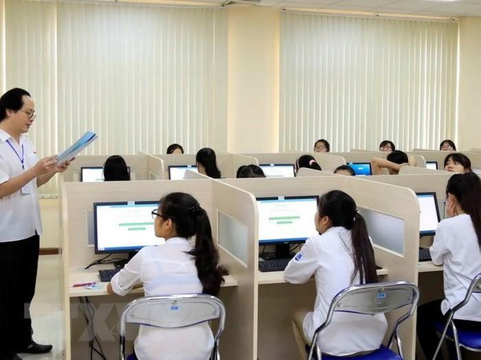 Đẩy mạnh ứng dụng công nghệ cho kỳ thi tốt nghiệp THPT 2021