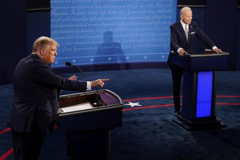 Ông Trump sẽ không còn cơ hội ngắt lời đối thủ khi tranh luận