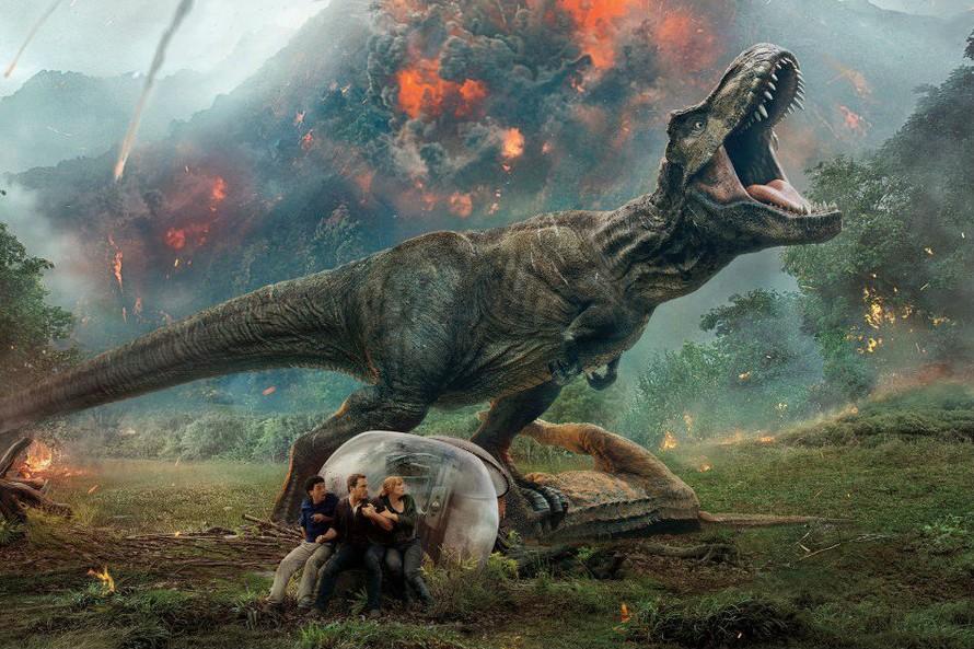 'Jurassic World: Dominion' lùi lịch công chiếu tới năm 2022