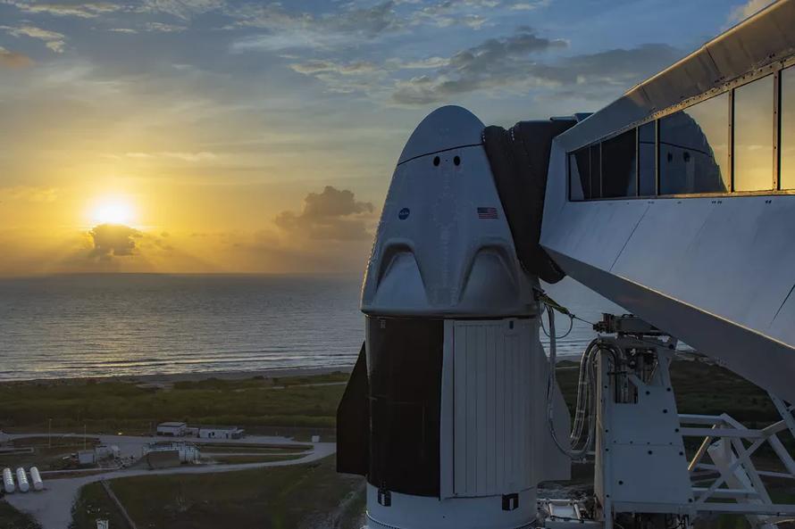 NASA hoãn sứ mệnh đưa phi hành gia lên ISS