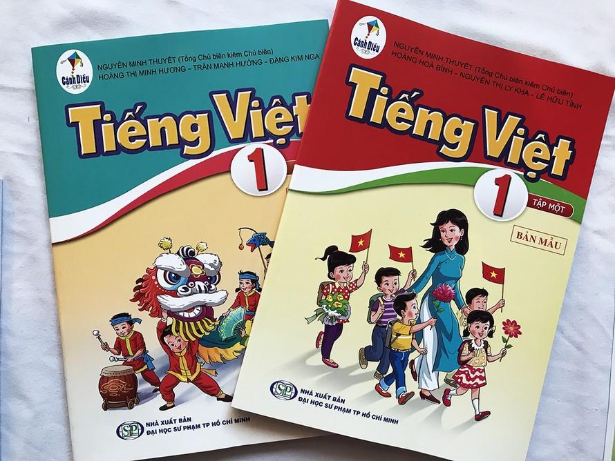 Đề nghị Hội đồng thẩm định rà soát lại sách giáo khoa Tiếng Việt lớp 1