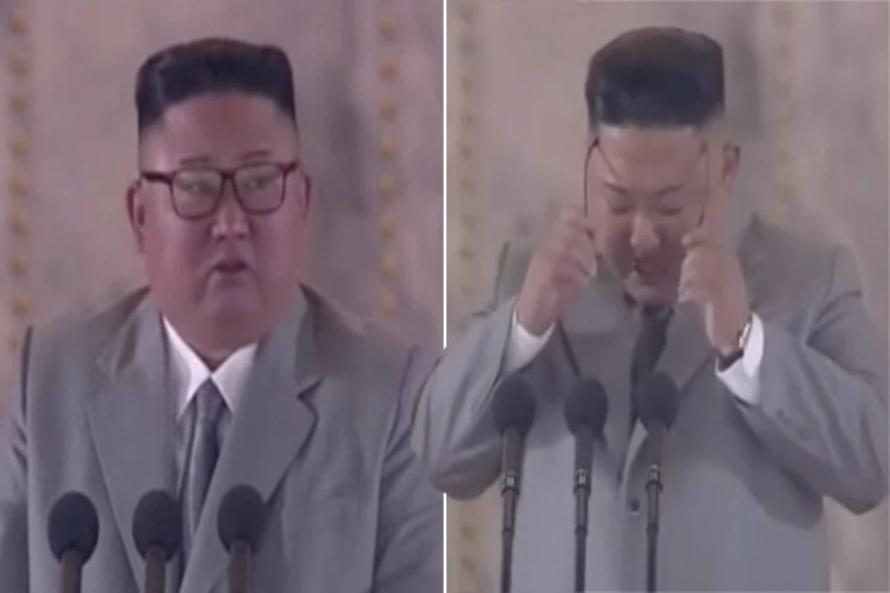 Chủ tịch Triều Tiên rơi nước mắt: Cảm xúc nhất thời hay chiến lược an dân?