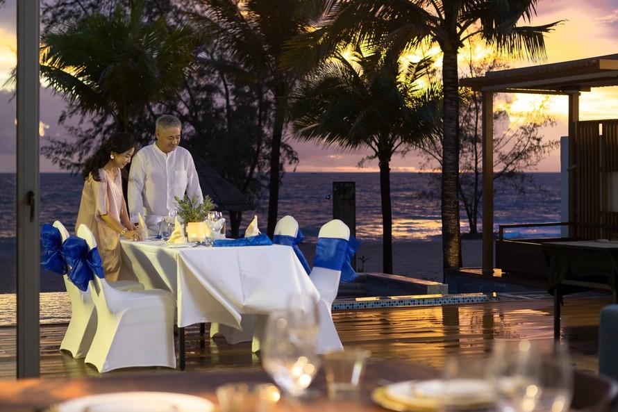 Giới nhà giàu thường chuộng nơi nghỉ dưỡng đảm bảo tính riêng tư và quyện hòa với thiên nhiên tươi mát với gu thẩm mỹ tinh tế