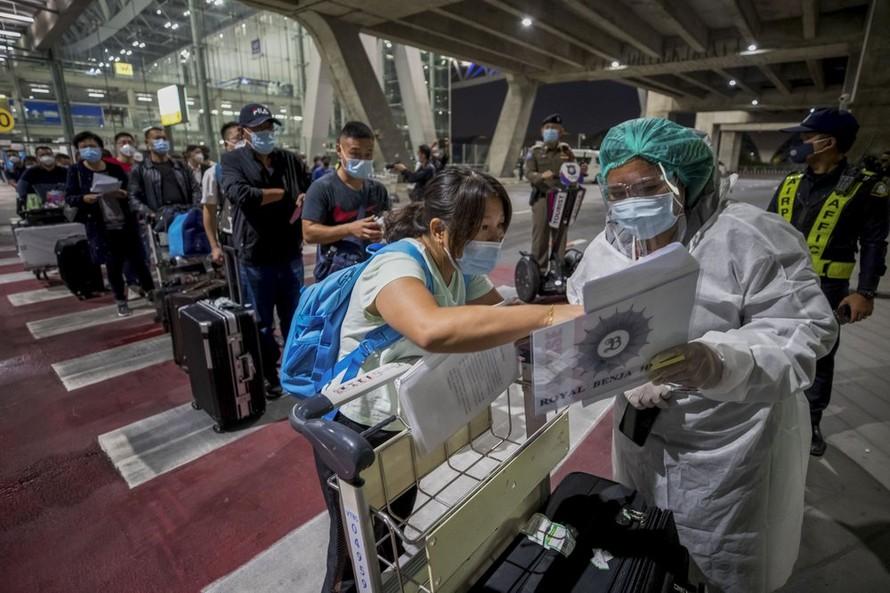 Thái Lan đón đoàn khách du lịch đầu tiên sau 7 tháng
