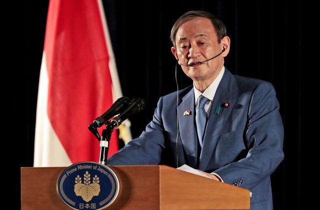 Thủ tướng Nhật Bản phản đối các hành động làm tăng căng thẳng trên Biển Đông
