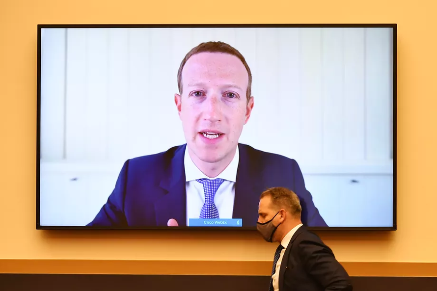 Lãnh đạo Facebook và Twitter ra điều trần trước Thượng viện Mỹ
