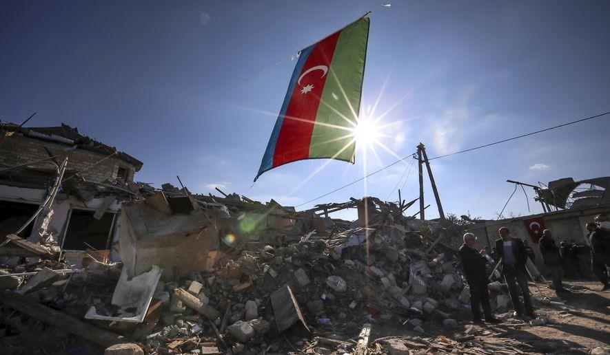 'Nagorno-Karabakh là một phần của Azerbaijan'