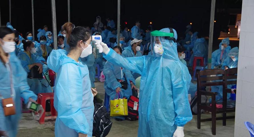 343 người liên quan tới chuyên gia Hàn Quốc nghi mắc COVID-19 đều âm tính