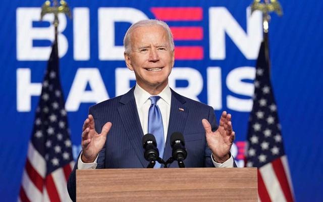 Joe Biden: 'Chúng tôi sẽ thắng cuộc đua này'