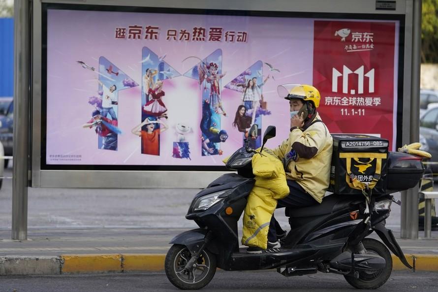 Trung Quốc chuẩn bị cho lễ hội mua sắm trực tuyến lớn nhất thế giới