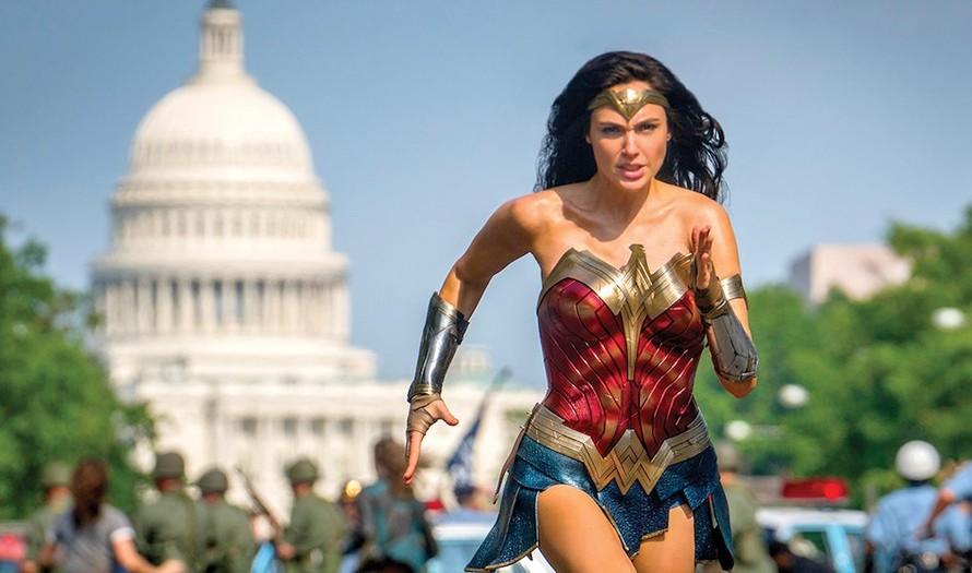 'Wonder Woman 1984' có thể phát hành trực tuyến