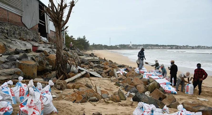 Đà Nẵng sơ tán gần 99.500 người tránh bão số 13