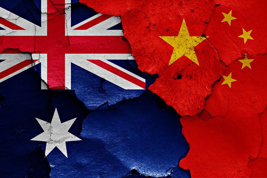 Quan hệ Trung Quốc và Australia đang 'suy thoái mạnh'