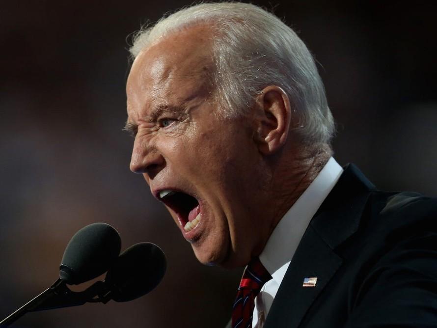 Joe Biden: 'Trump là một Tổng thống vô trách nhiệm'