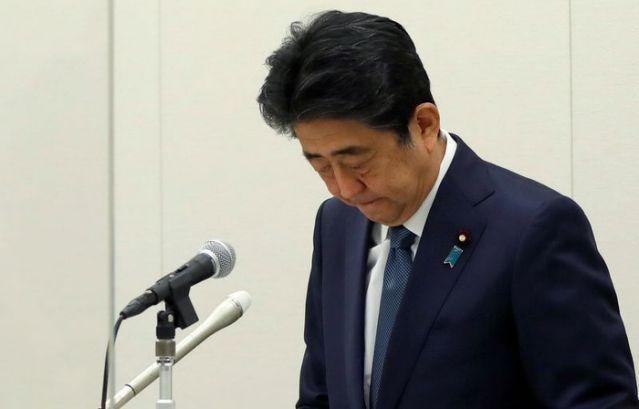 Cựu Thủ tướng Nhật xin lỗi công chúng