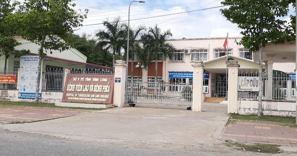 Bệnh viện Lao và bệnh phổi tỉnh Vĩnh Long, hiện đang điều trị 6 BN COVID-19, trong đó có 5 BN nhập cảnh ngay sau khi cách ly và 1 BN nhập cảnh trái phép.